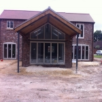 Steel Front Doors in Ash Moor 9