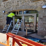 Steel Front Doors in Alby Hill 9
