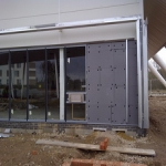 Steel Front Doors in Alma 7