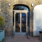 Steel Front Doors in Ash Moor 7