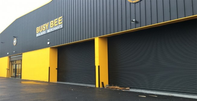 Roller Shutter Doors in Fife