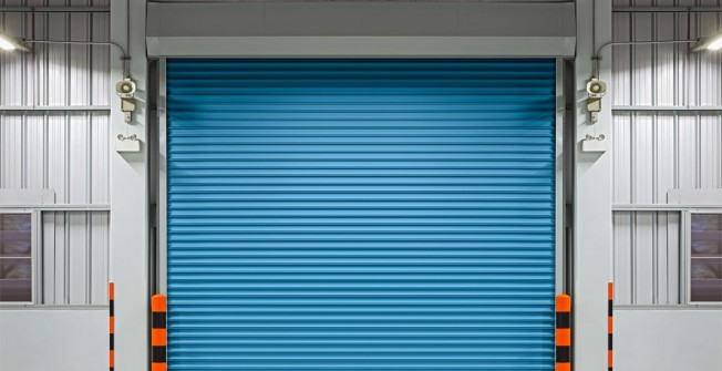 Industrial Roller Shutter Doors in Fife