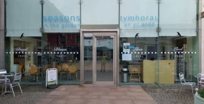 Shop Front Fitters in Arleston